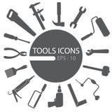 Tools set, Royalty Free Stock Photos