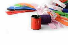 Tools for sewing and handmade Stock Photography
