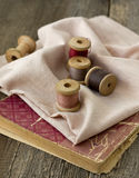 Tools for sewing Royalty Free Stock Images