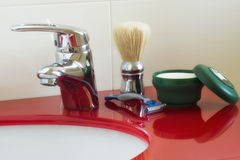 Tools shaving Stock Images
