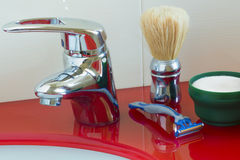 Tools shaving Royalty Free Stock Images