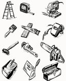 Tools symbol Stock Images