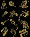 Tools symbol isolated Stock Photo
