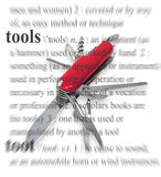 Tools Theme Royalty Free Stock Images