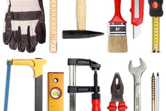 Tools V Royalty Free Stock Photos
