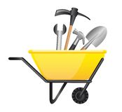 Tools vector Stock Photography
