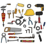 Tools vector Royalty Free Stock Images