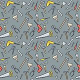 Tools vector illustration Royalty Free Stock Image