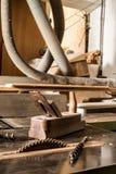 Tools. Vintage tools like plane, drill stock photo
