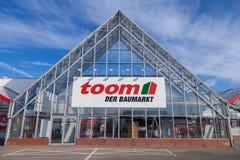 Toom hardware store Stock Photography