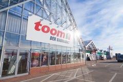 Toom hardware store Royalty Free Stock Photo
