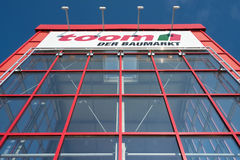 Toom hardware store Royalty Free Stock Image