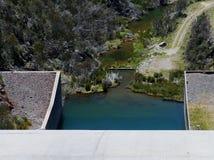 Tooma水坝 库存图片
