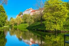 Toompark. Tallinn, Estonia, EU Royalty Free Stock Image