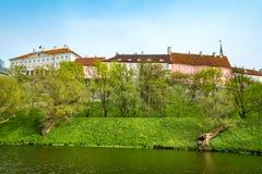 Toompark. Tallinn, Estonia, EU Royalty Free Stock Images