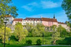 Toompark. Tallinn, Estonia Royalty Free Stock Images