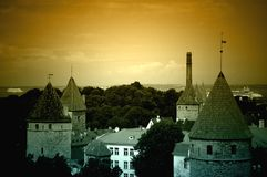 Toompea Royalty Free Stock Images