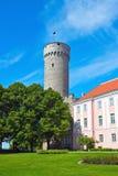 Toompea castle Stock Image