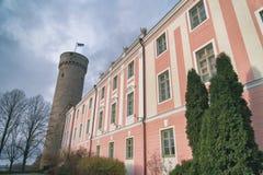 Toompea castle. Royalty Free Stock Photo