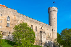Toompea Castle. Tallinn, Estonia Stock Images