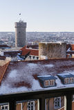 Toompea castle tower Royalty Free Stock Photos