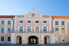 Toompea Palace, Tallinn Stock Image