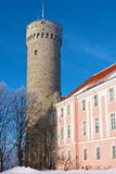 Toompea. Tallinn, Estonia Stock Photography