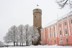 Toompea. Tallinn, Estonia Stock Image