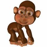 Toon Ape Stock Image