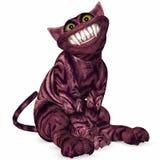 Toon Cat - 3D Figure. 3 D Render of an Toon Cat Stock Photo