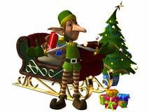 Toon Elf Stock Photos