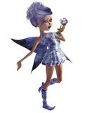 Toon fairy 3 Royalty Free Stock Photography