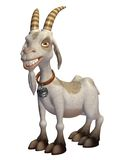 Toon goat Stock Images
