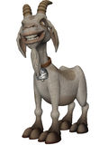 Toon Goat Royalty Free Stock Photo
