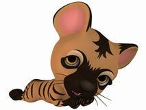 Toon Hyena Stock Image