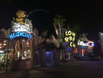 Toon Lagoon, Universal Studios. Toon Lagoon at Universal Studios in Orlando, Florida Royalty Free Stock Photo