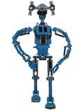 Toon Robot Στοκ Εικόνες