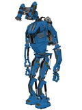 Toon Robot Στοκ φωτογραφία με δικαίωμα ελεύθερης χρήσης