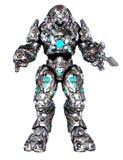 Toon Robot Stock Photo
