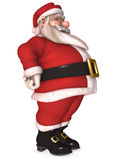Toon Santa Claus Stock Photography