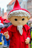 Toon Walk–Mascots Parade-Sandman-Nuremberg 2016 Royalty Free Stock Photo