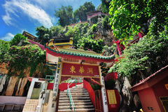 Toong Wah Cave Temple Stock Photography