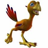 Toonimal Hatchling Phoenix vector illustratie