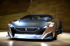 Het Onyx van Peugeot Royalty-vrije Stock Fotografie