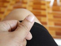 toont duimen stock afbeelding