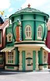 Toontown de los mickey de Disneylandya Fotografía de archivo libre de regalías
