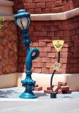 Toontown de Mickey en Disneylandya Imágenes de archivo libres de regalías