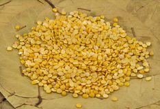 Toor dal Royalty Free Stock Photo