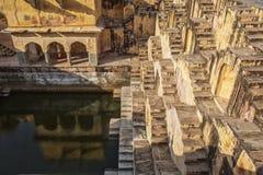 The Toor ji ka Baori Toor ji stepwell in Jodhpur, India