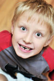Without tooth Royalty Free Stock Photos